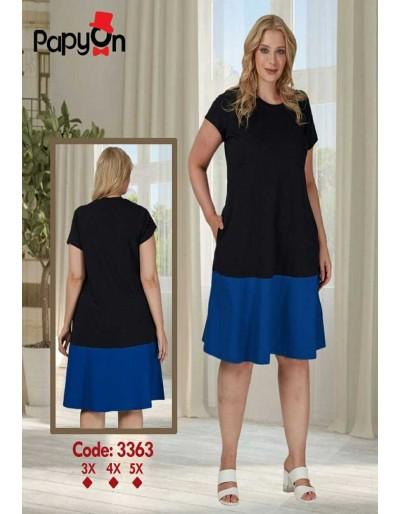 پیراهن پیراهن پاپیون - 3363