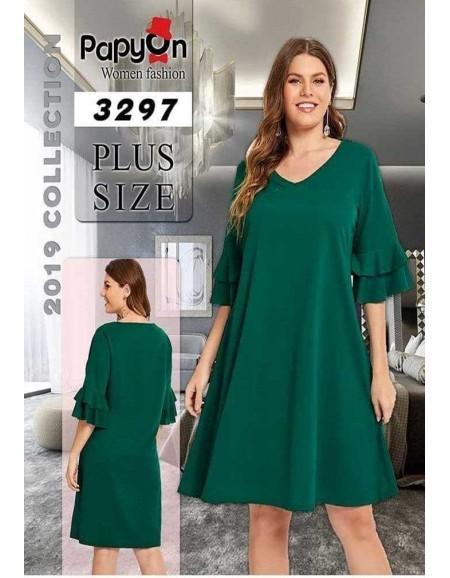 پیراهن پیراهن پاپیون - 3297